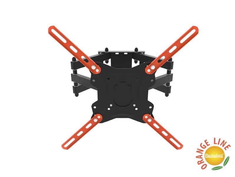 Наклонно-поворотный кронштейн КБ-01-70