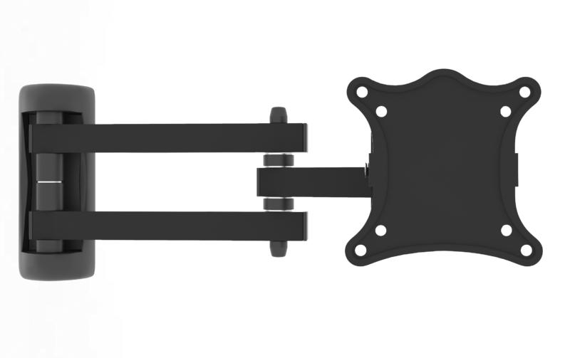 Наклонно-поворотный кронштейн КБ-01-81