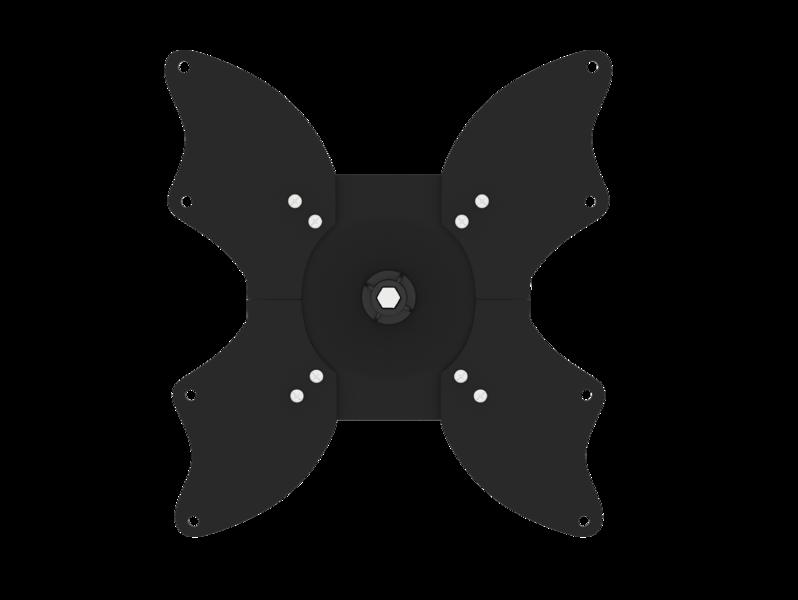 Наклонно-поворотный кронштейн КБ-01-20
