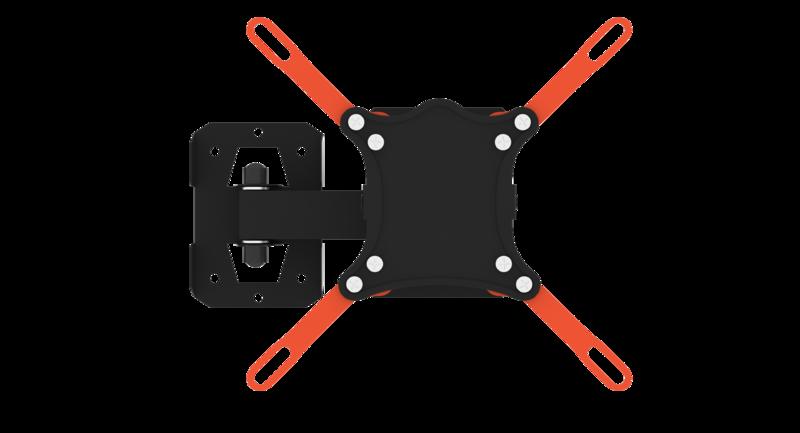 Наклонно-поворотный кронштейн КБ-01-83