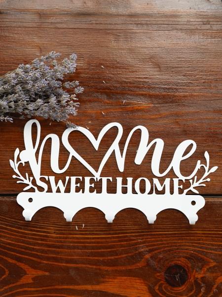 """Ключница настенная """"Sweet home"""""""