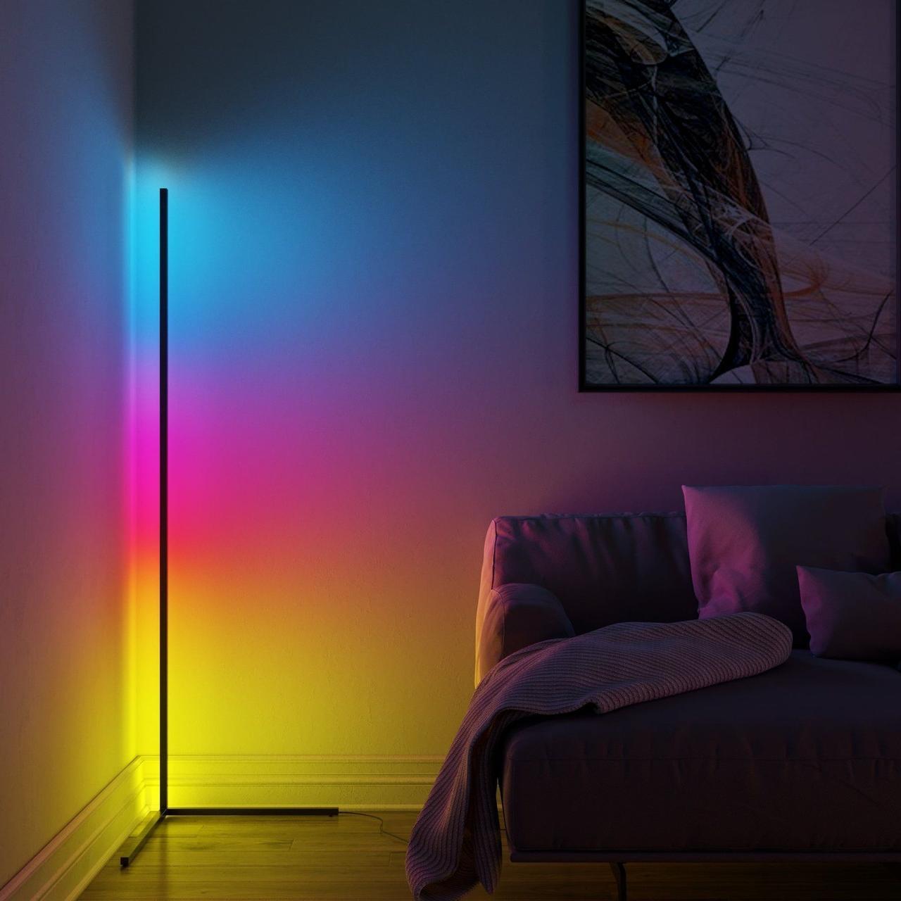 Светильники LED RGB